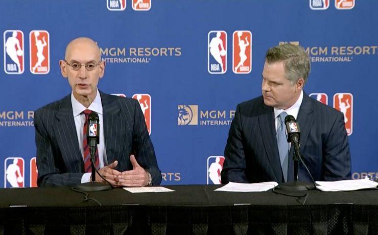 NBA & MGM partnership